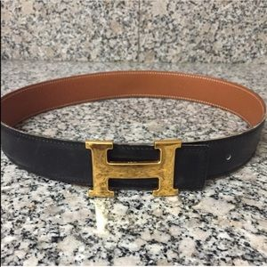 51c5de3f8 Hermès Women's Reversible Belt (STRAP ONLY)